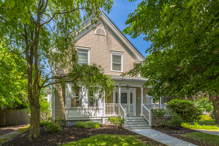Come home to a perfect blend of historical charm and modern convenience!