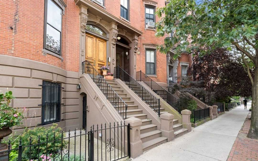 South End Brownstone With Gorgeous City Views