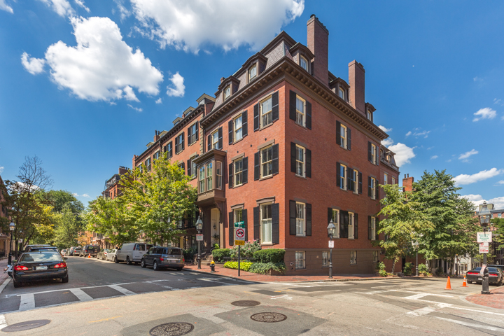 Prestigious Beacon Hill Condo